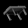 SupR®  Hegesztőasztal 2800 x 1400 x 8 mm d 16 rendszer furattal, 6 db lábbal