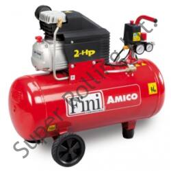 Fini / Betta  Amico olajmentes kompresszor 1,5 kW  / 50 l