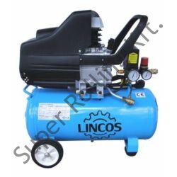 Lincos kompresszor 1,5 kW / 25 l