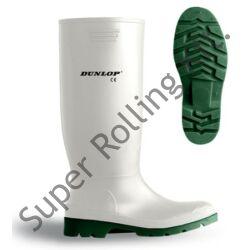 Dunlop Pricemastor fehér sav- és lúgálló csizma