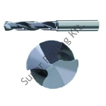 Keményfém csigafúró,  Ø3- 8 mm-ig