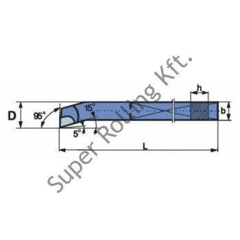 Furatkés zsák, forrasztottlapkás, ISO9 P20J 16x16