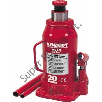 Kennedy palackemelő 20 T