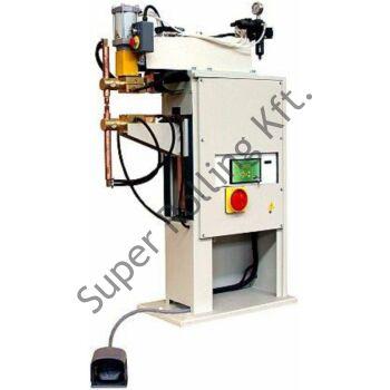 Állványos pont- és dudorhegesztő gép (60 kVA, karkinyúlás:420 mm)