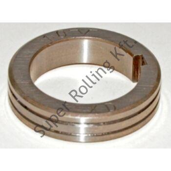 """Előtoló görgő """"U"""" profil 0,8-1,0 mm, (35X25X8)Alumínium huzalhoz"""