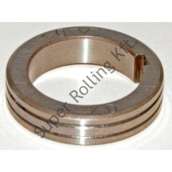 """Előtoló görgő """"U"""" profil 1,0-1,2 mm (35X25X8)Alumínium huzalhoz"""
