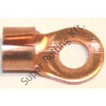 Kábelsaru/kábelvég, gyűrűs Réz M12x9,5 70mm2