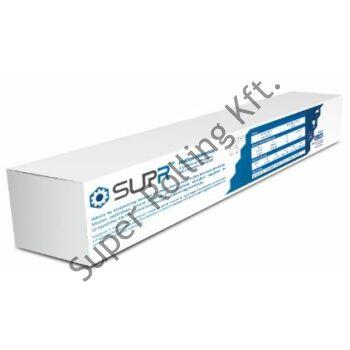 SupR vastag bevonatos rutilos elektróda 11F d2,5x300 mm - 3,5 kg/doboz