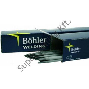Böhler AWS E309 átmeneti hegesztő elektróda d2,5x300mm, 4,1 kg/dob