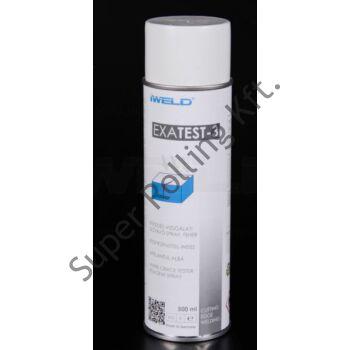 EXATEST repedés vizsgálati előhívó spray 500ml fehér   3