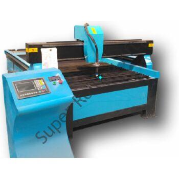 SupR® 3000x1500 CNC plazmavágógép, hypertherm