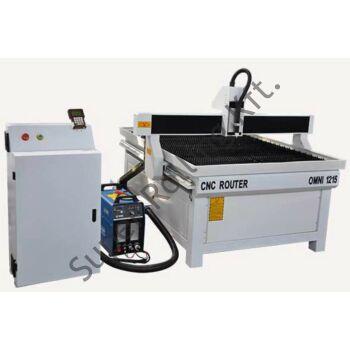 Omni 1200x1200 CNC plazmavágógép áramforrással