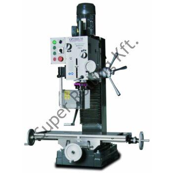 Fúró-maró gép OPTIMUM (1,5kW, MK4, 240x800mm)