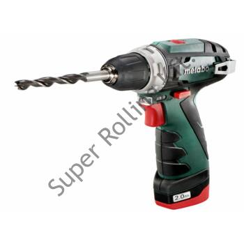 "Metabo Power Maxx BS ""TOP""2x2A Akus"
