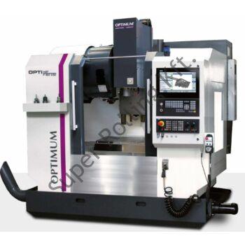 OPTImill F 150 HSC (900x410mm, 12kW, 760x430x460mm,24 karos szcs.) megmunkálóközp S 828D PPU290 vez.