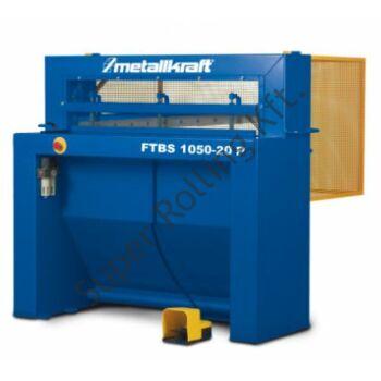 Metallkraft FTBS 1050-20 P - pneumatikus lemezvágóolló