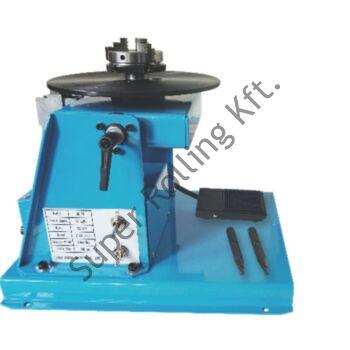 SupR® 10 Hegesztő forgató/pozícionáló berendezés 10 kg