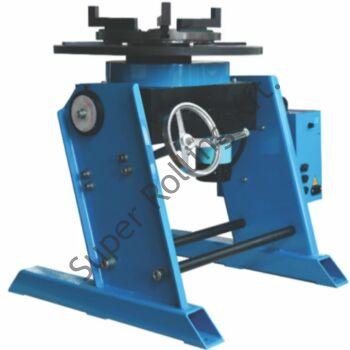SupR® 200 Hegesztő forgató/pozícionáló berendezés 200 kg