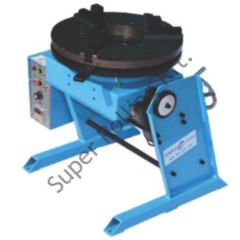 SupR® 100 Hegesztő forgató/pozícionáló berendezés 100 kg