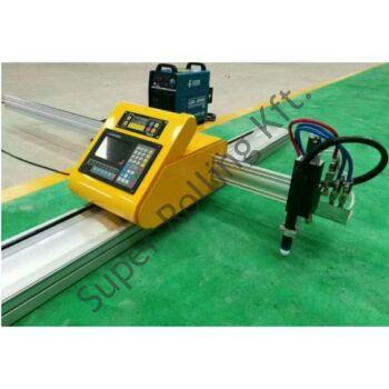 SupR® Hordozható plazmavágó gép+lángvágófej (1500x3000; 120A)