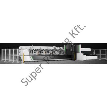 BODOR T260APro CNC csőlézer, IPG 4000W, automata berakó és kirakó modullal