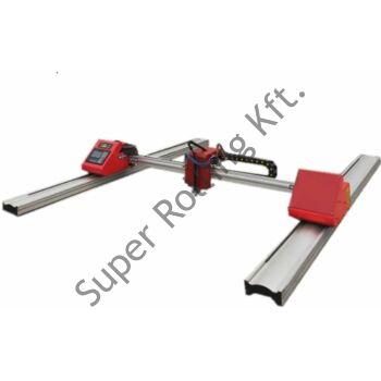 SupR® CNC könnyű portál plazma-lángvágó gép