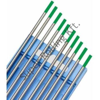 Wolfram elektróda Zöld 1,6x175mm