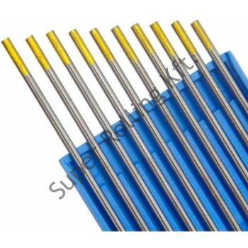 Wolfram elektróda Arany 2,4x175mm
