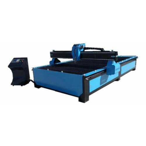 SupR® CNC plazmavágógép 2000x6000, LGK160A áramforrás+lángvágó fej