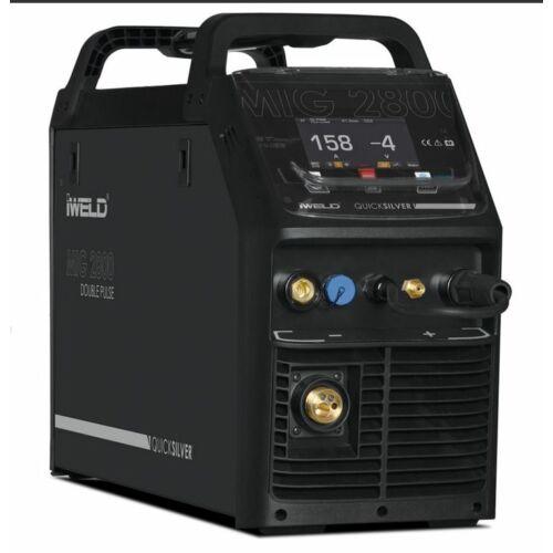 IWELD MIG 2800 Double pulse hegesztő inverter