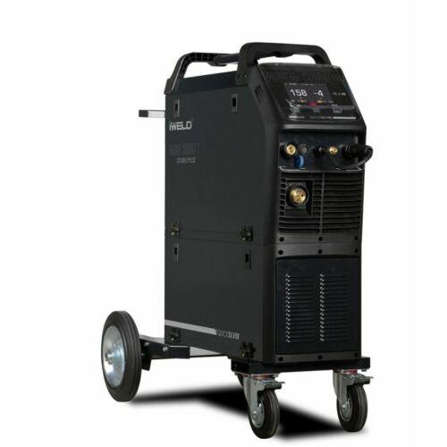 IWELD MIG 2800T Double pulse hegesztő inverter (kocsi szerszámb)