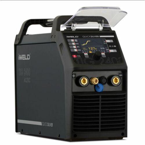 IWELD TIG 2400 AC/DC PFC hegesztő inverter