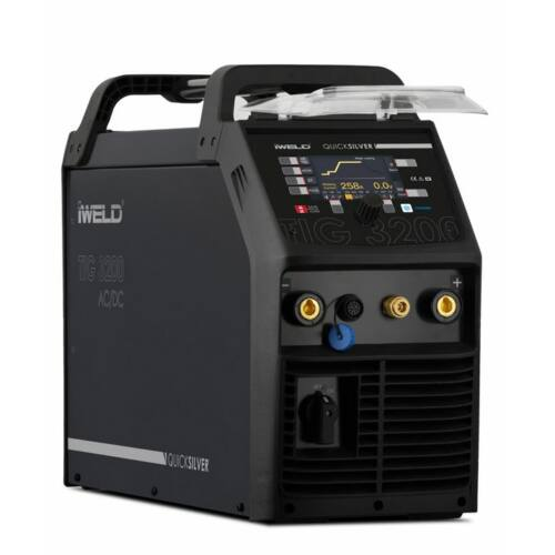 IWELD TIG 3200 AC/DC MULTIWAVE RC Hegesztő inverter