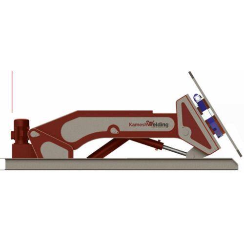 Welkon Hidraulikus emelésű manipulátor 3t - 3 tengelyes forgató-pozícionáló