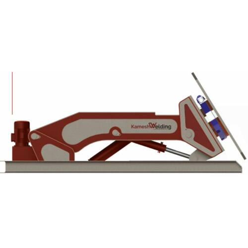 Welkon Hidraulikus emelésű manipulátor 6t - 3 tengelyes forgató-pozícionáló
