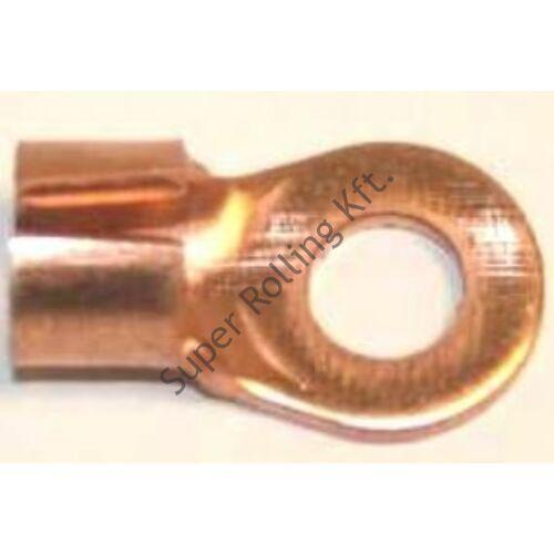 Kábelsaru/kábelvég, gyűrűs FS 10x9,5   50mm2
