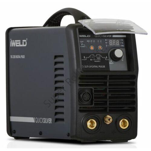 IWELD TIG 220 DIGITAL PULSE Standard Hegesztő inverter